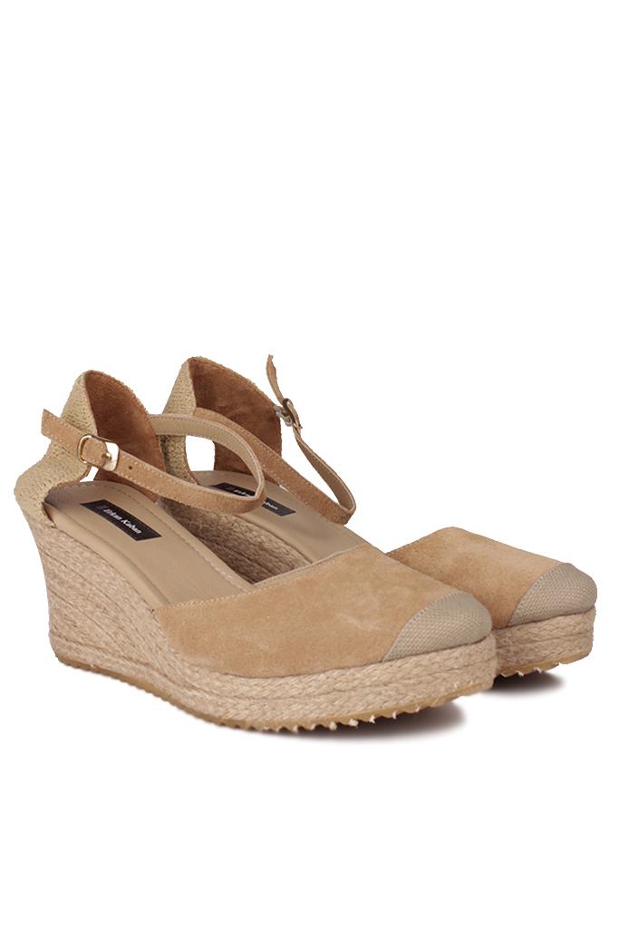 Fitbas 6215 162 Kadın Ten Büyük & Küçük Numara Ayakkabı