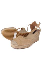 Fitbas 6215 162 Kadın Ten Büyük & Küçük Numara Ayakkabı - Thumbnail
