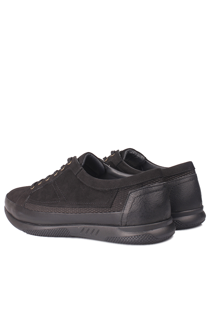 Fitbas 914105 014 Erkek Siyah Büyük Numara Ayakkabı