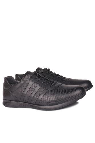 Fitbas - Fitbas 914110 014 Erkek Siyah Büyük Numara Ayakkabı (1)