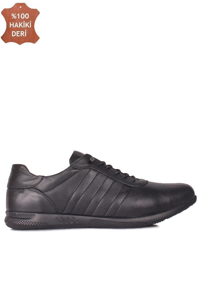 Fitbas 914110 014 Erkek Siyah Büyük Numara Ayakkabı