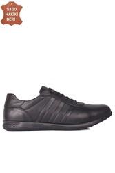 Fitbas 914110 014 Erkek Siyah Büyük Numara Ayakkabı - Thumbnail