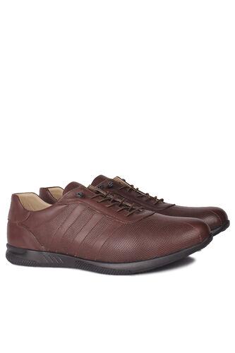 Fitbas - Fitbas 914110 232 Erkek Kahve Büyük Numara Ayakkabı (1)