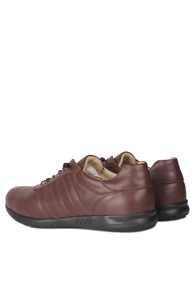 Fitbas 914110 232 Erkek Kahve Büyük Numara Ayakkabı