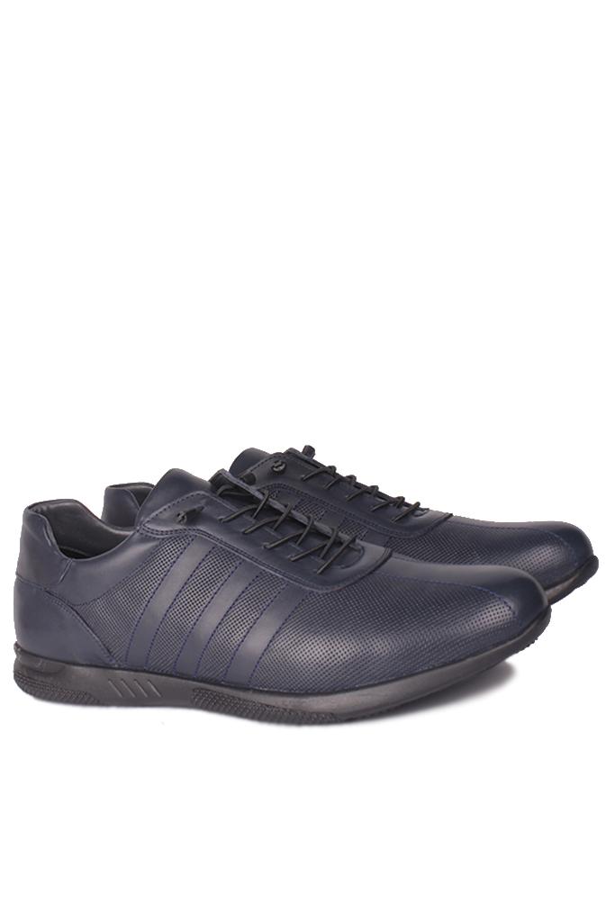Fitbas 914110 418 Erkek Lacivert Büyük Numara Ayakkabı