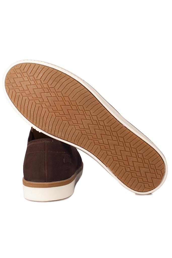 Fitbas 852702 242 Erkek Kahve Nubuk Büyük Numara Ayakkabı