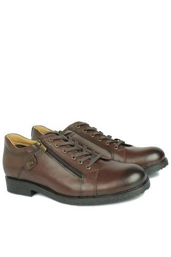 Kalahari - Kalahari 914402 317 Erkek Kahve Deri Kışlık Ayakkabı (1)