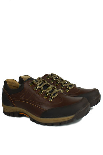 Fitbas - Kalahari 914403 032 Men Brown Genuine Leather Winter Shoes (1)