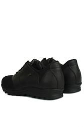 Fitbas 914405 014 Erkek Siyah Deri Kışlık Büyük Numara Ayakkabı - Thumbnail