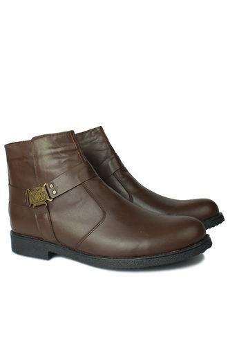 Fitbas - Kalahari 914461 032 Men Brown Genuine Leather Boot (1)