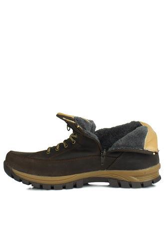 Fitbas - Kalahari 914462 035 Men Brown Genuine Leather Boot (1)