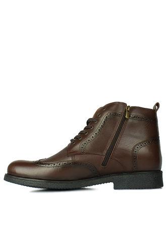 Fitbas - Kalahari 914464 032 Men Brown Genuine Leather Boot (1)