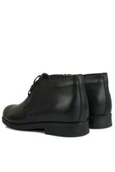 Kalahari 914560 014 Erkek Siyah Deri Kışlık Ayakkabı - Thumbnail