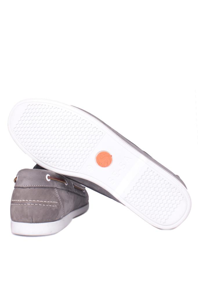 Fitbas 737001 515 Erkek Gri Nubuk Günlük Büyük Numara Ayakkabı