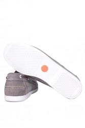 Fitbas 737001 515 Erkek Gri Nubuk Günlük Büyük Numara Ayakkabı - Thumbnail