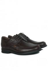 King Paolo 305 0232 Erkek Kahve Klasik Büyük Numara Ayakkabı - Thumbnail