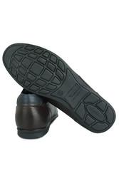 King Paolo 7140 232 Erkek Kahve Günlük Büyük Numara Ayakkabı - Thumbnail