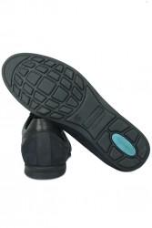 King Paolo 8145 0014 Erkek Siyah Günlük Büyük Numara Ayakkabı - Thumbnail