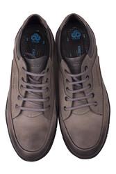 King Paolo 8153 515 Erkek Gri Günlük Büyük Numara Ayakkabı - Thumbnail