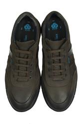 King Paolo 8221 242 Erkek Kahve Günlük Büyük Numara Ayakkabı - Thumbnail