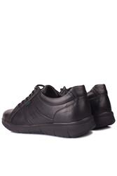 King Paolo 8230 013 Erkek Siyah Günlük Büyük Numara Ayakkabı - Thumbnail