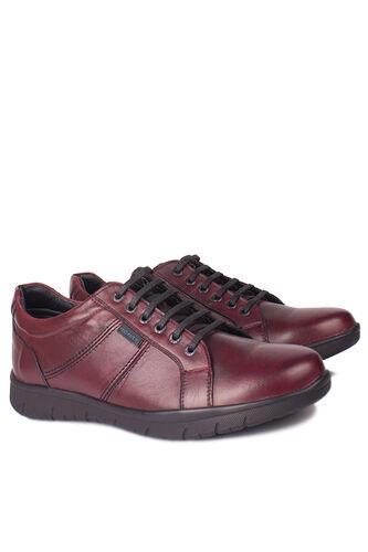 King Paolo - King Paolo 8230 624 Erkek Bordo Günlük Büyük Numara Ayakkabı (1)
