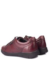 King Paolo 8230 624 Erkek Bordo Günlük Büyük Numara Ayakkabı - Thumbnail