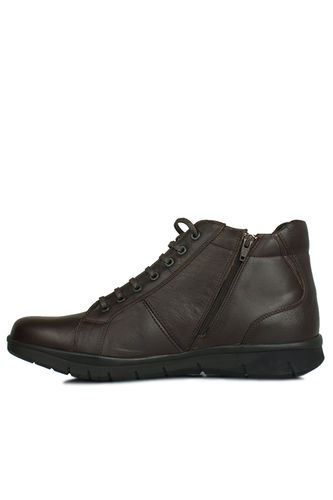 King Paolo - King Paolo 8248 232 Men Brown Genuine Leather Boot (1)