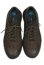 King Paolo 8668 242 Erkek Kahve Günlük Büyük Numara Ayakkabı - Thumbnail