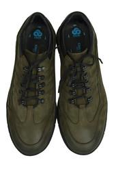 King Paolo 8668 677 Erkek Haki Günlük Büyük Numara Ayakkabı - Thumbnail