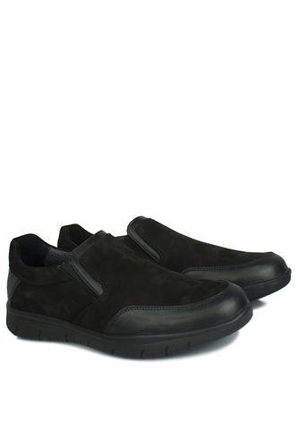 King Paolo - King Paolo 9021 014 Erkek Siyah Günlük Ayakkabı (1)
