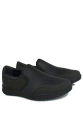 King Paolo 9214 014 Erkek Siyah Günlük Büyük Numara Ayakkabı - Thumbnail