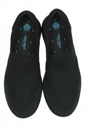 King Paolo 9214 101 Erkek Siyah Günlük Büyük Numara Ayakkabı - Thumbnail