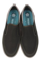 King Paolo 9226 702 Erkek Yeşil Günlük Büyük Numara Ayakkabı - Thumbnail