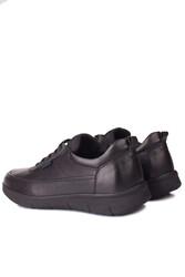 King Paolo 9375 014 Erkek Siyah Günlük Büyük Numara Ayakkabı - Thumbnail
