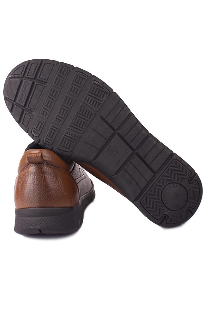 King Paolo 9375 167 Erkek Taba Günlük Büyük Numara Ayakkabı