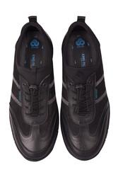 King Paolo 9482 014 Erkek Siyah Günlük Büyük Numara Ayakkabı - Thumbnail
