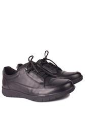 King Paolo 9534 014 Erkek Siyah Günlük Büyük Numara Ayakkabı - Thumbnail