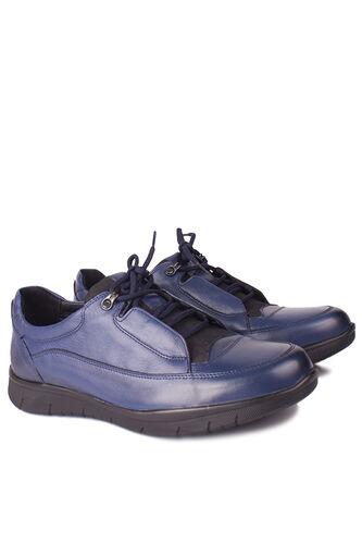 King Paolo - King Paolo 9534 424 Erkek Lacivert Günlük Büyük Numara Ayakkabı (1)