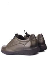 King Paolo 9534 677 Erkek Haki Günlük Büyük Numara Ayakkabı - Thumbnail