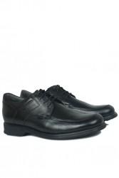 King Paolo 305 013 Erkek Siyah Klasik Ayakkabı - Thumbnail