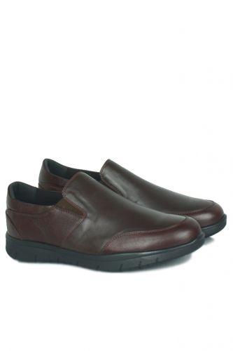 46 47 48 49 50 Büyük Numara Ayakkabı - King Paolo 9219 232 Erkek Kahve Günlük Ayakkabı (1)