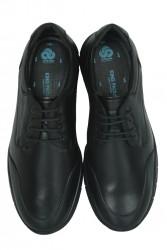 King Paolo 9220 014 Erkek Siyah Günlük Ayakkabı - Thumbnail