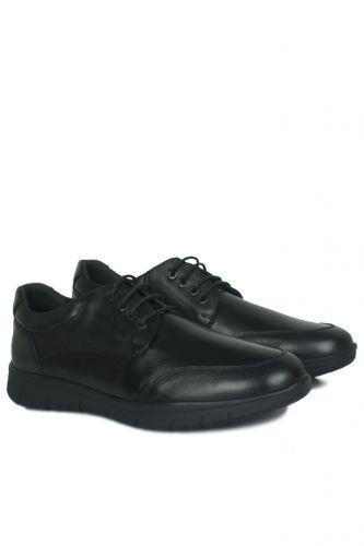 King Paolo - King Paolo 9220 014 Erkek Siyah Günlük Büyük Numara Ayakkabı (1)