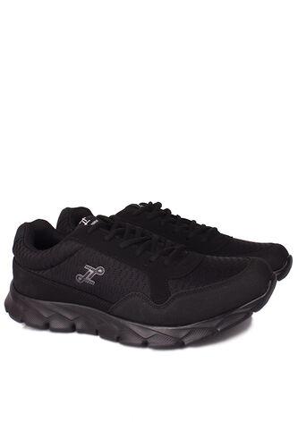 Lepons - Lepons 392107 008 Erkek Siyah Spor 45 46 47 48 Büyük Numara Ayakkabı (1)