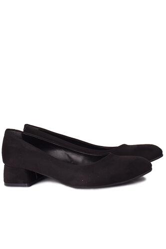 Loggalin - Loggalin 111301 008 Kadın Süet Siyah Büyük & Küçük Numara Ayakkabı (1)