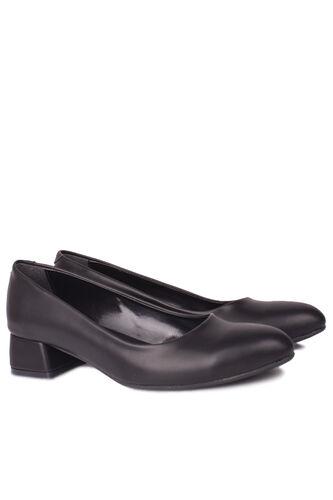 Loggalin - Loggalin 111301 014 Kadın Siyah Büyük & Küçük Numara Ayakkabı (1)