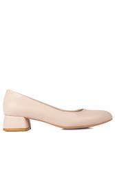 Fitbas 111301 319 Kadın Ten Büyük & Küçük Numara Ayakkabı - Thumbnail