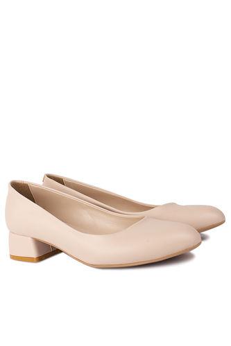 Fitbas - Fitbas 111301 319 Kadın Ten Büyük & Küçük Numara Ayakkabı (1)