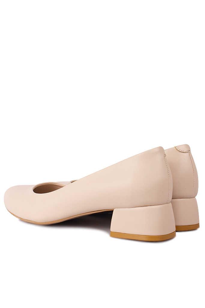 Fitbas 111301 319 Kadın Ten Büyük & Küçük Numara Ayakkabı
